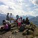 Saskias höchster Gipfel bis jetzt 2345m