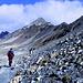 Passati in Val Languard, c'e' un lungo traverso (2.1Km)