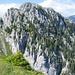 Vom Nordgipfel, Blick auf das Holzerhorn