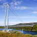 Die längste Brücke am Padjelantaleden - in den letzten Jahren neu gebaut.