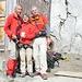 kurzer Zwischenhalt auf der Oberaarjochhütte SAC