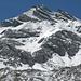 Teurihorn mit Abstiegsspur