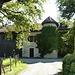 """mitten im Wald (und wohl deshalb der Name): das Landhaus """"La Forêt"""""""