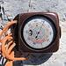 3610m auf dem Altimeter, der 3 Mal so alt ist wie ich :D