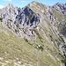 Weiterweg zur Steinmandlspitze über die Gröben- Spitze
