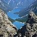 Schöner Ausblick auf den Heiterwanger See und den Plansee