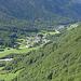 Bergell: Dörfer im Grünen