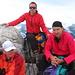 3 Gipfelstürmer - Christian, Joachim, Hubert
