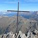 Gipfelkreuz Mattwaldhorn