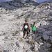 Abstieg vom Gr.Tragl über die Mondlandschaft des Toten Gebirges