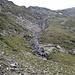 Passo delle Creste bei 2480 m:Schafweg