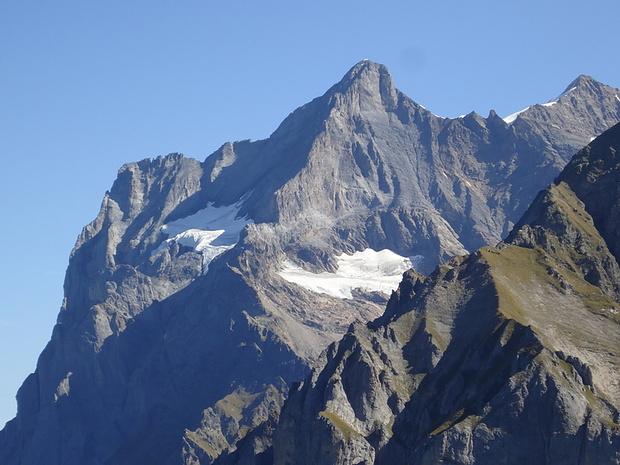 Mein Ziel für nächstes Weekend, Wetterhorn