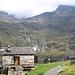 Alpe di Piotta: blick zurück bei nachlassendem Regen