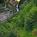 Wasserfall über Prada sura