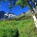 unterwegs zur Schwarzenberghütte