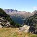 Alpe Piotta: Blick in die hinterste Valmaglia