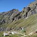 Ganne di Rotondo:Cima dei Cogn und der Höhenweg 2380m