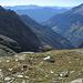 der wunderschöne Biwakplatz zuhinterst im Val Madra