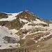 Gerade hoch wäre der NE-Grat, weiter von rechts geht es via NW-Grat von Norden auf den Vorder Tierberg