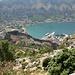 Kotor mit der Burgruine Sveti Ivan