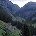 Alpe Lesgiüna: Valle di Giümela