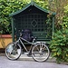 Nach einen ausführlichem Frühstück ging es mit dem Fahrrad in etwas mehr als einer Stund von Killarney / Cill Airne (50m) an den Fuss des Carrauntoohil.
