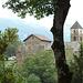 Die Burg Hohenrätien
