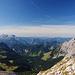 Loferer Steinberge links, Chiemgauer Alpen