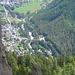 Kletterer auf der Aiguillette d'Argentière