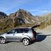 Parcheggio al tornante della Novena (sopra Alpe Cruina) a 2090mt