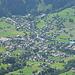 ...auf das Dorf Lenk....