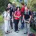 die Illustre Suonen-Community-Wandergruppe