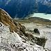 Südgrat des Bergseeschijen im Profil (Blick vom Gipfel).
