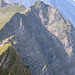 Ancora lo Zingel, salendo all'Oberbauenstock si può vedere la parete integralmente.
