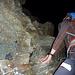 ..erste Klettermeter