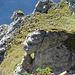 Finstere Gestalten blicken aus den Felsen des Drachenbergs ins Tal