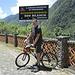 Wir nutzen den freien Tag um von Banos 1850m nach Pujo auf 950m zu Biken, das sind 61km vom Hochland direkt in den Regenwald mit dem Bike. Eine der schönsten Biketouren die ich jemals gemacht habe!!