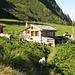 Bristenstäfeli-Hütte (ausgestattet mit Betten und Küche, Fragen bei Ehepaar Zgraggen)