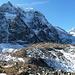Der große und der kleine Mont Collon.