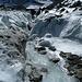 Auf dem Haut Glacier d´Arolla.
