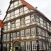 In Hamelns berühmter Altstadt