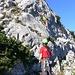 Klettergarten Gretchensteig.