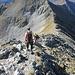 Abstieg vom Großen Bösenstein