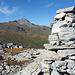 Gipfel Vizan mit Blick zum Beverin