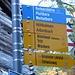 Das ist die heutige Herausforderng: Alpinwanderweg hinauf auf das Mettelhorn