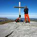 Gipfelfoto, wohl das letzte in der Art im 2011
