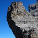 ...von hier herrlicher Blick zu den überhängenden Felsen des Rotstocks