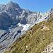 Zustieg zum Col de Susanfe