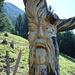 Holzchopf am Chäszännä