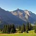 Unterwqegs vom Glaubenbielenpass zur Alp Jänzimatt